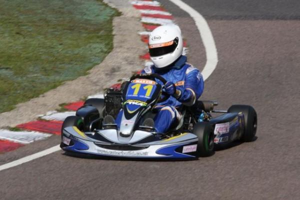 F6 2008 Buckmore Park Junior TKM 4 Stroke Daniel Rogers