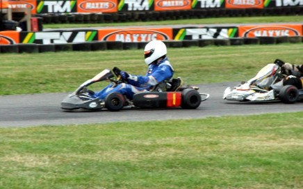 F6 2010 Whilton Mill Senior TKM 4 Stroke Daniel Rogers