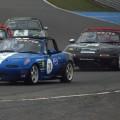 Dan Rogers Mazda MX5 Donington Park Ma5da Racing