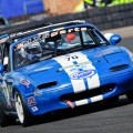 Dan Rogers Ma5da MX5 Croft Mazda Racing