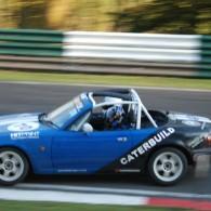 Winter Testing Cadwell Park Mazda MX5 Javelin Trackdays 19th February Daniel Rogers Dan Ma5da