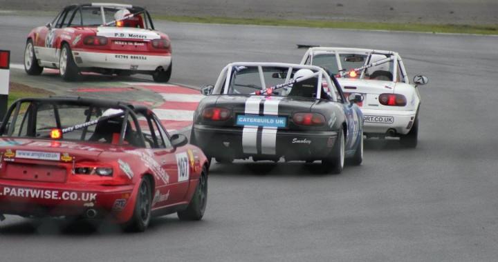 Ma5da Silverstone 2012 Daniel Rogers MX5