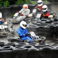 IST Karting Castle Combe - Daniel Rogers