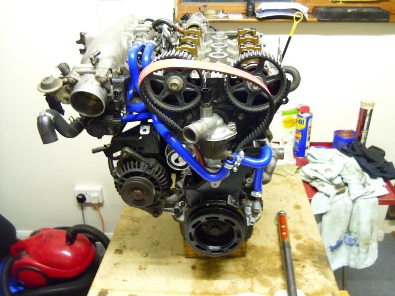 Mazda MX-5 1 6 Race Engine Rebuild