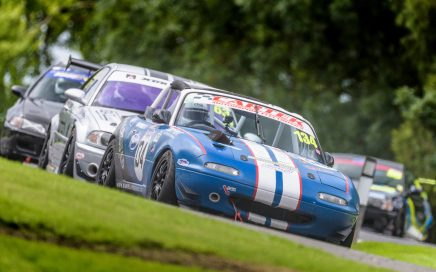 Dan Rogers 750 Roadsports Cadwell Park MX5